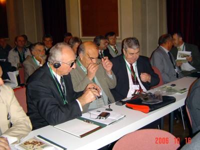 A magyar küldöttség tagjai