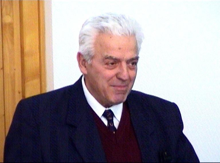 Dr. Borsos János egyetemi tanár, MTA doktora